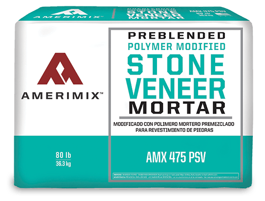 Stone Veneer Mortar - Amerimix