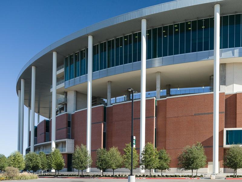 Amerimix McLane Baylor Stadium